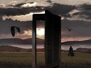 Io le porte non le so chiudere anemos carezze di - Chiudere la porta ...